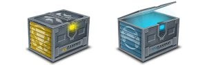 XY Gaming Crates