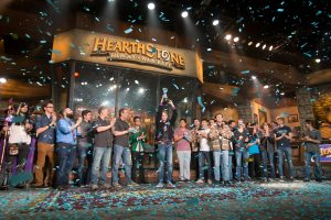 Pavel celebrating after winning $250,000