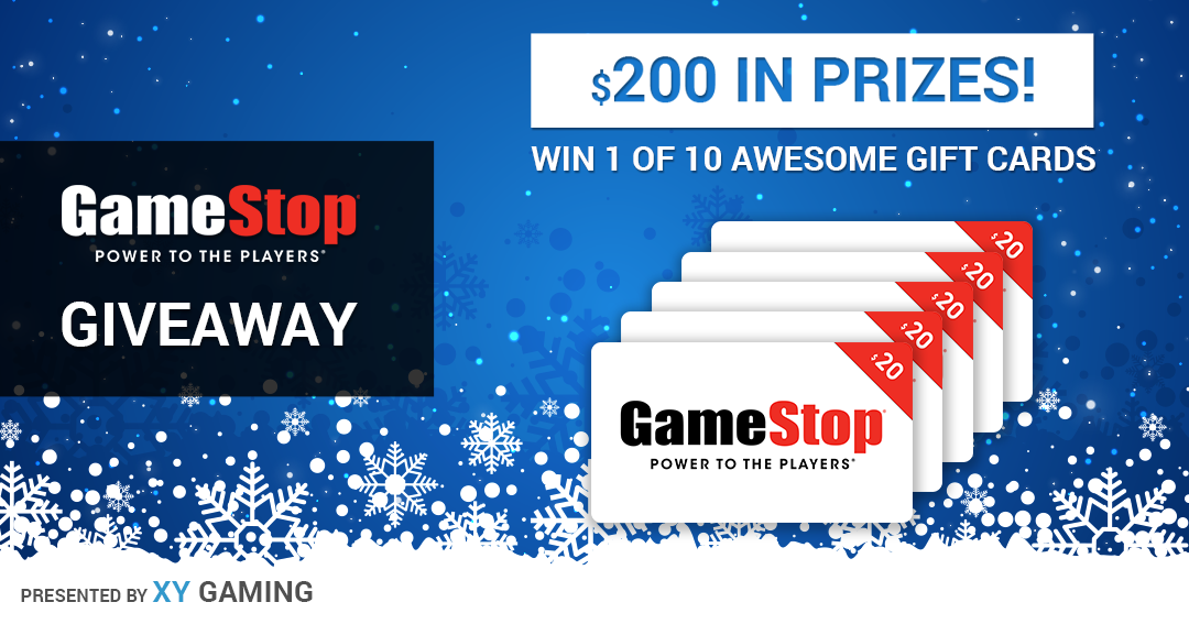 Gamestop - Gleam Banner