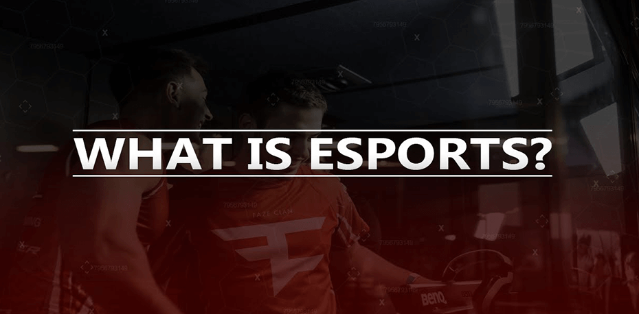 what is esports