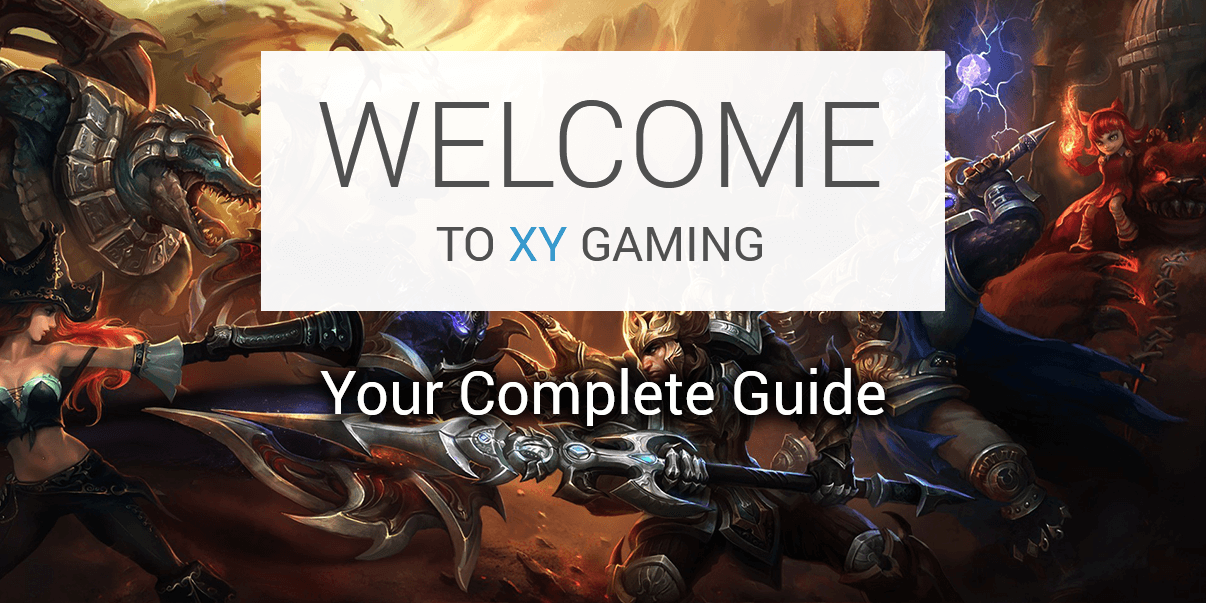 Complete Guide to XY Gaming