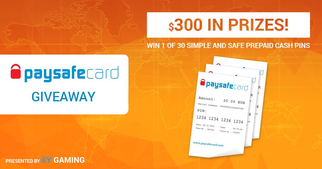 PaySafeCard - Gleam Banner (1)