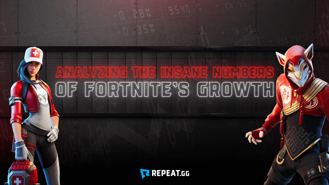 Fortnite growth